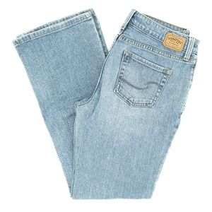 Levi's Jeans Signature Boot Cut Low Rise 6 28X28